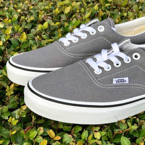 Vans Shoes   Vans Era Pewter   Poshmark